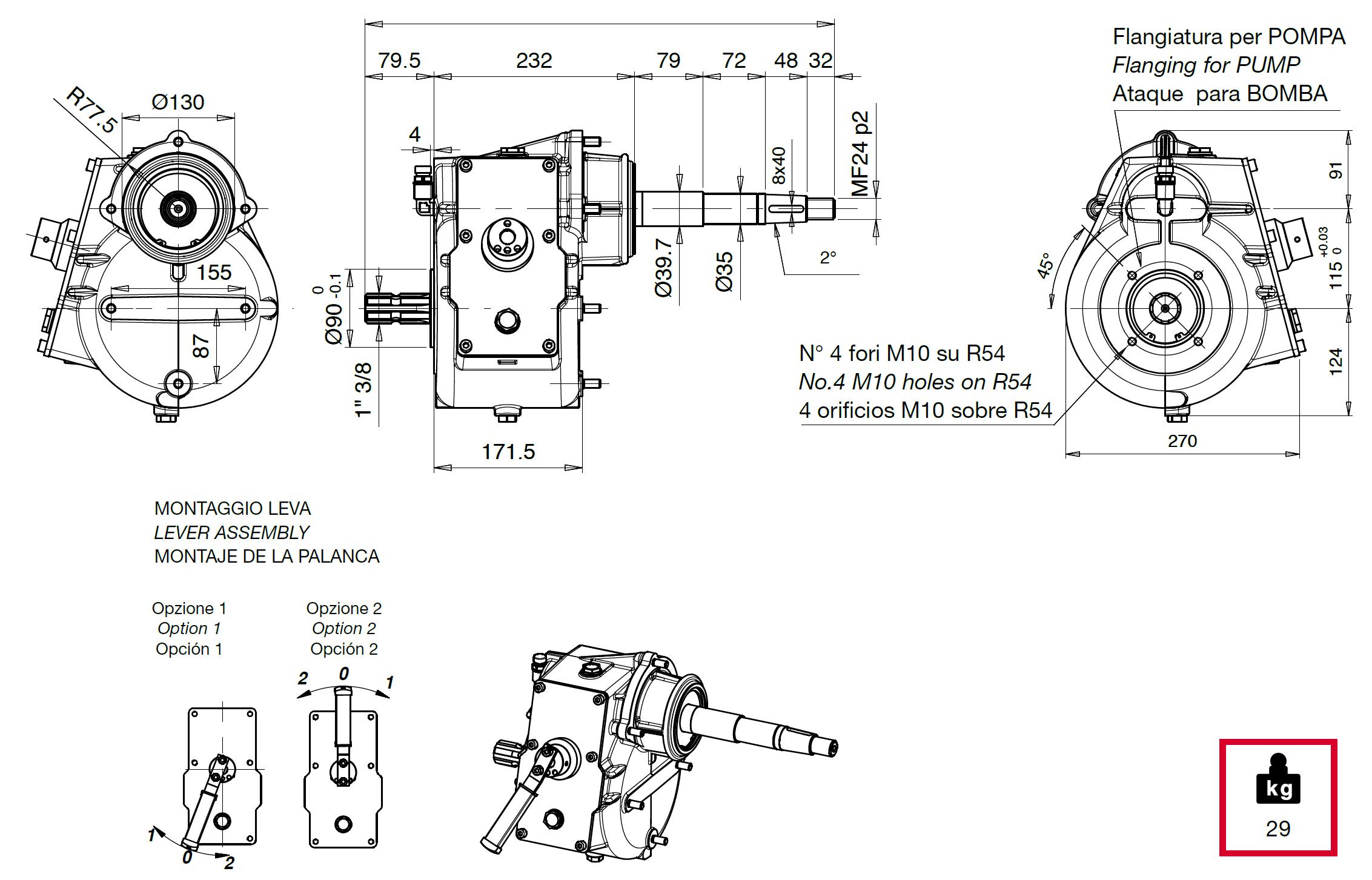 CF V2 disegno