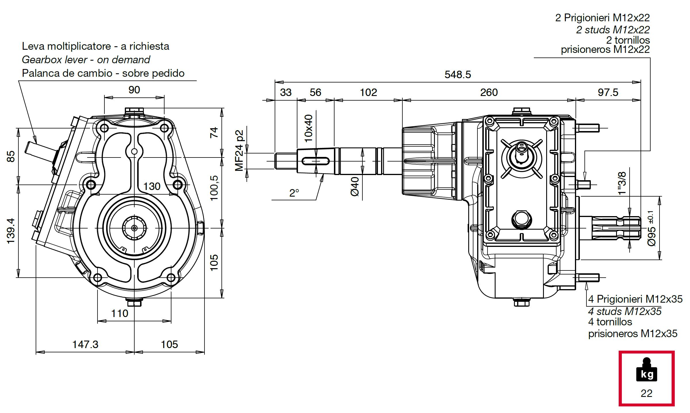 CM12 VNS disegno