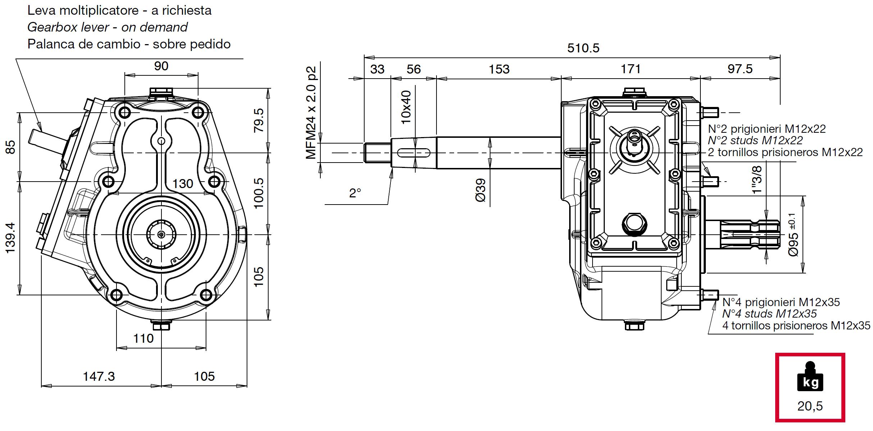CM12 VNSOPP disegno