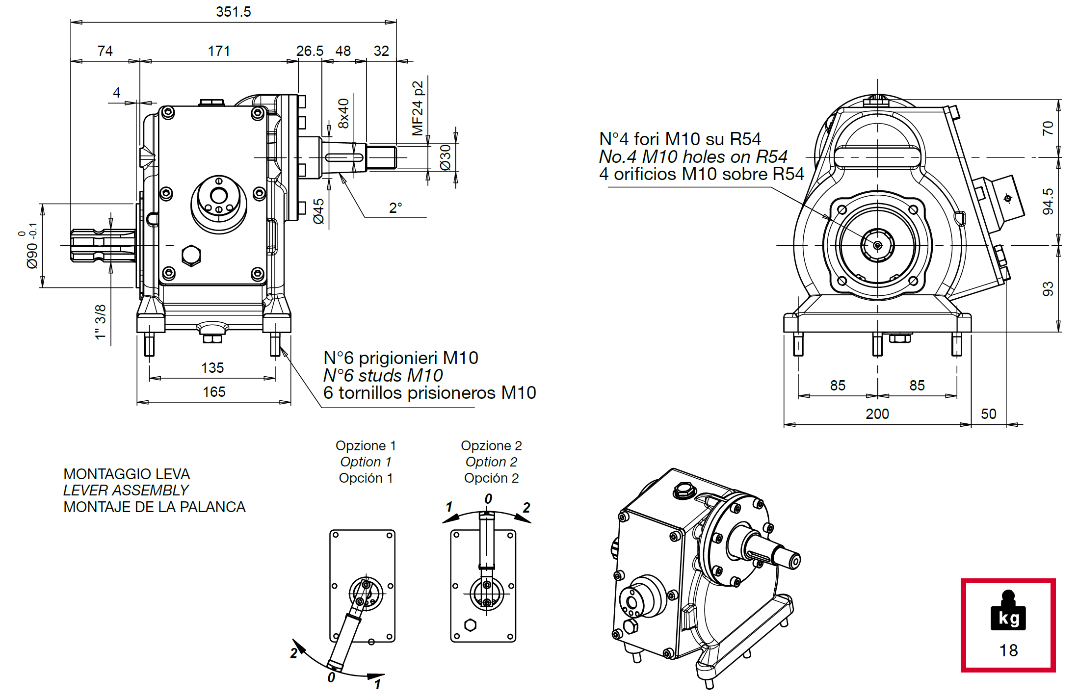 CM9 CAG disegno