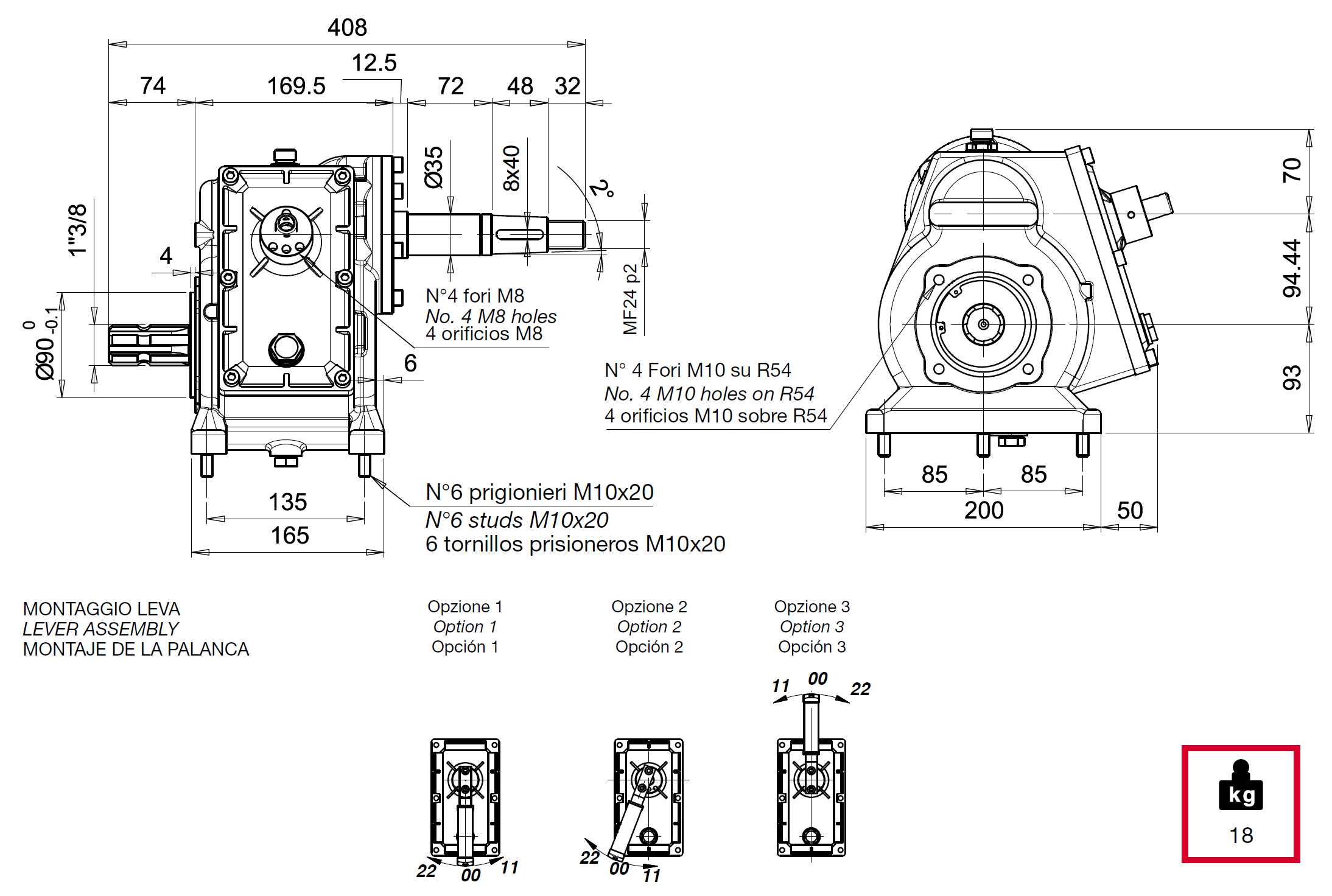CM9 N A 913 disegno