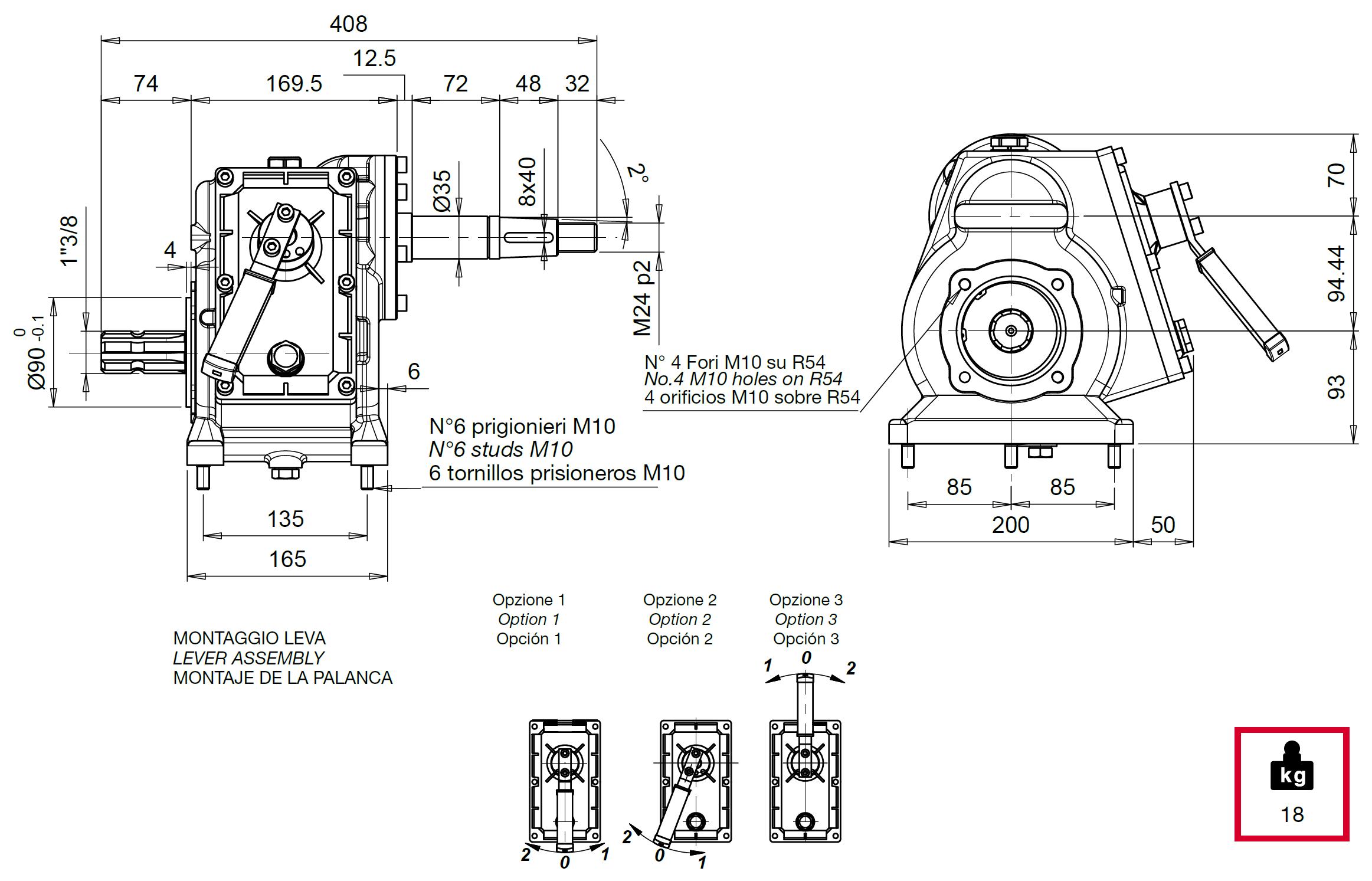 CM9 N disegno