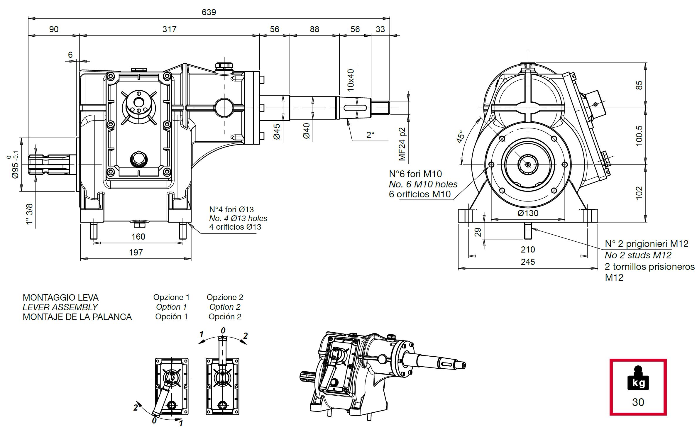 V2 G disegno